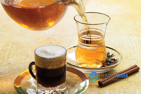 Где купить кофе и чай в Паттайе