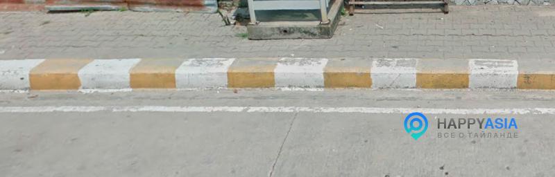 Правила дорожного движения в Таиланде