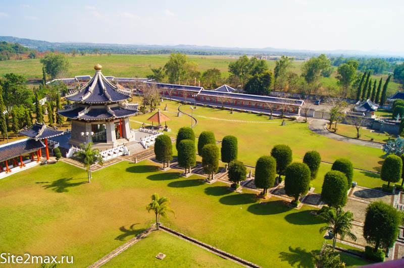 Парк для фотографов в таиланде