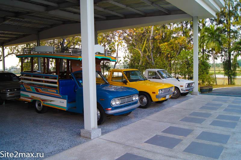 Парк для фотографов в Паттайе