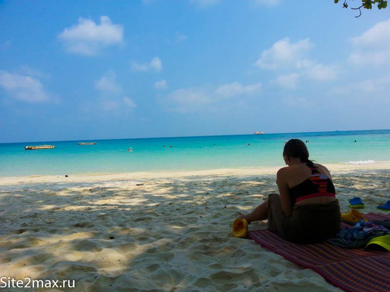 Самет фото пляжа