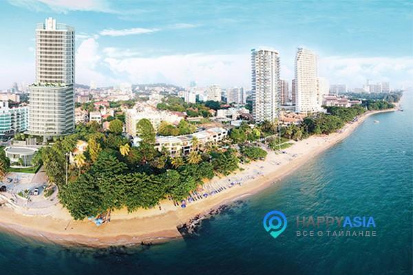 Пляж Пратамнак (Pratamnak) Паттайя