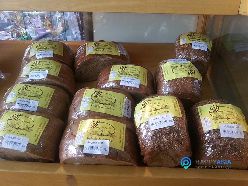 Черный-хлеб