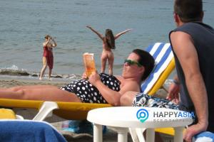 Beach road — Центральный пляж Паттайи