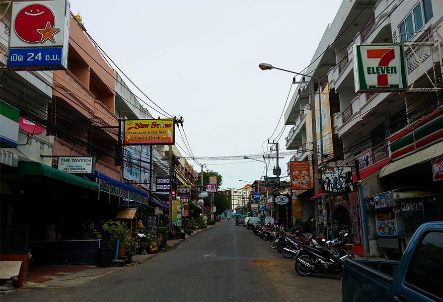 Кози Бич Тайланд