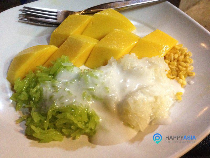 Сладкий-рис-Таиланд
