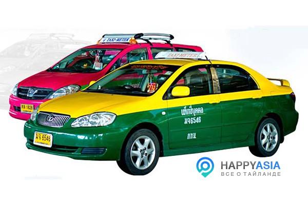 Сколько стоит такси в Тайланде