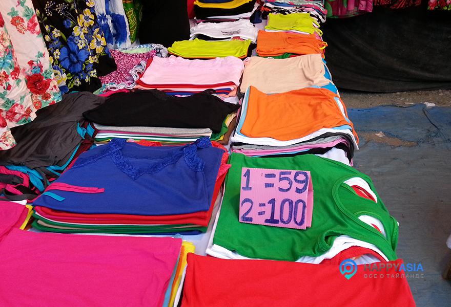 Цены-на-одежду-Таиланд
