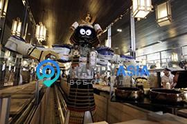 Робот официант