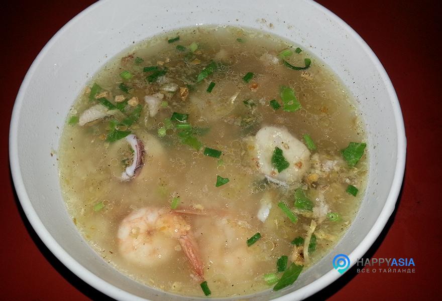 Суп Кхао Том Таиланд