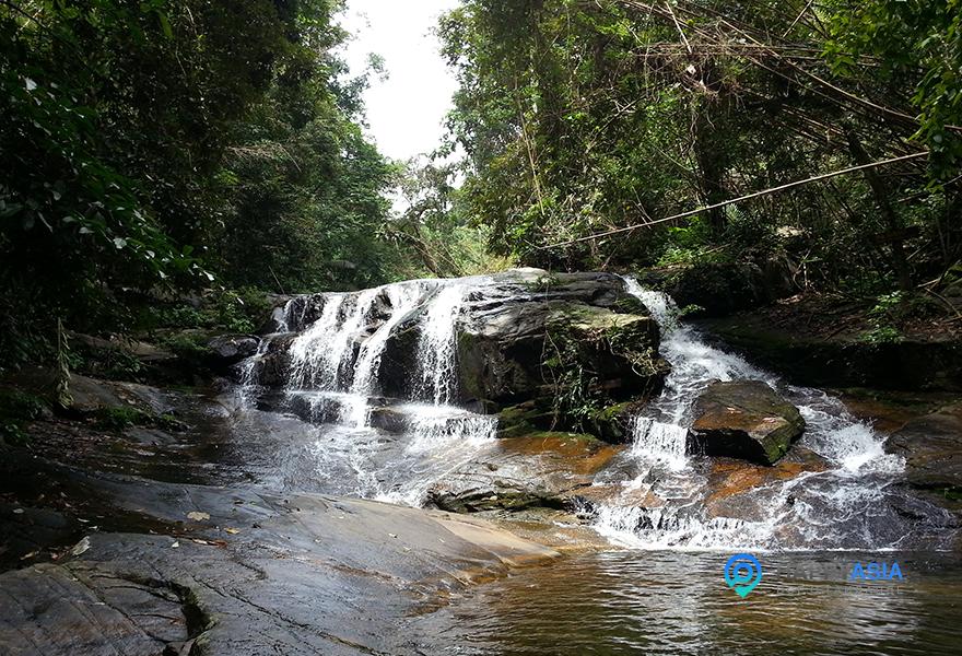 Водопад Тайланд Кхао Чамао