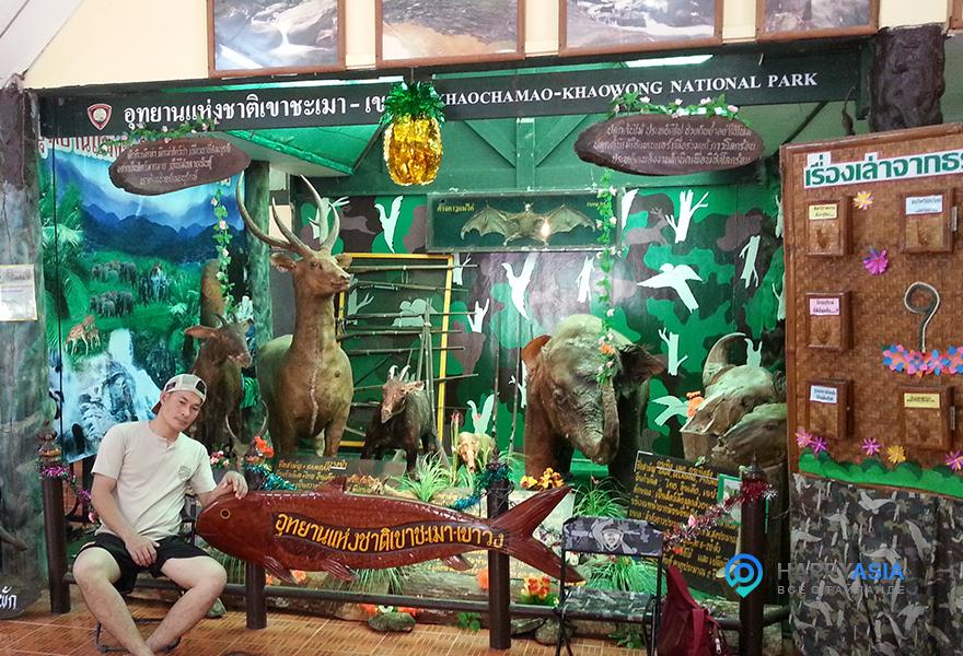 Музей национального парка ТАйланд