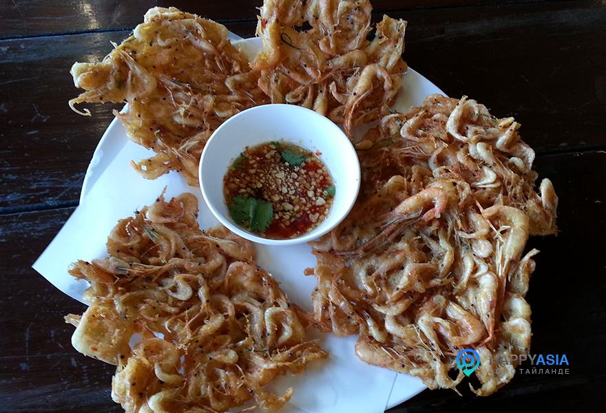 Морепродукты-в-Таиланде