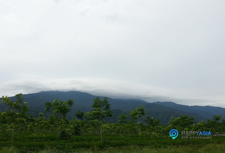 Национальный парк Тайланд