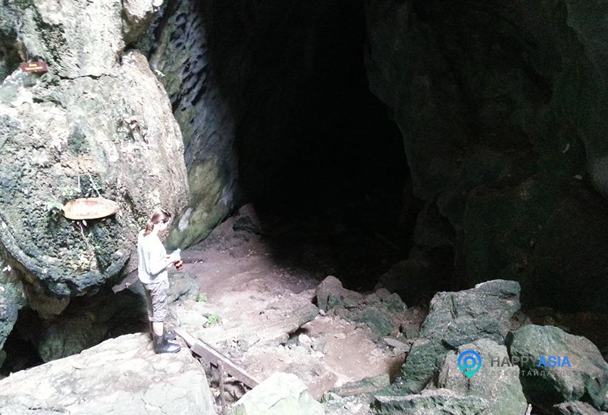 Пещеры Khao Chamao