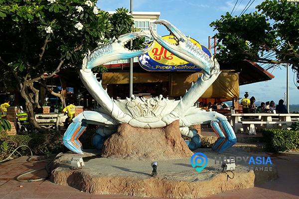 Лучший ресторан морепродуктов в Паттайе