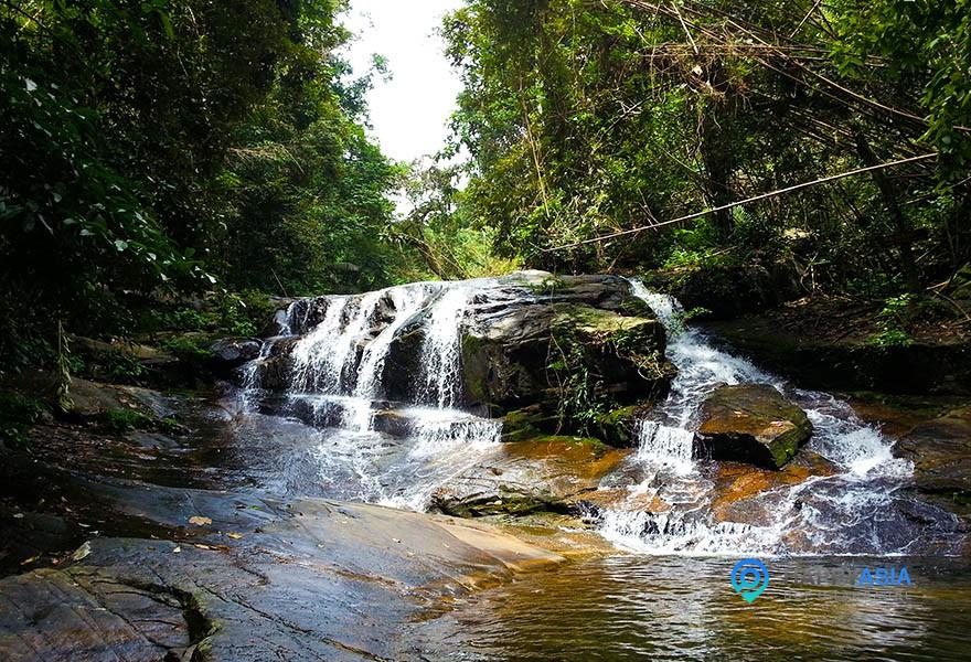 Водопад-Тайланд-Кхао-Чамао