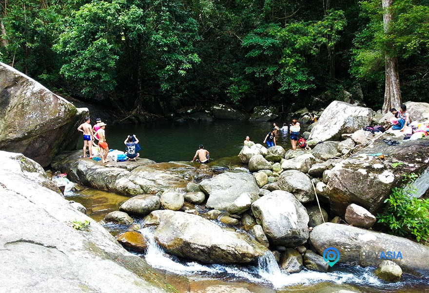 Кхао-Чамао-Водопад