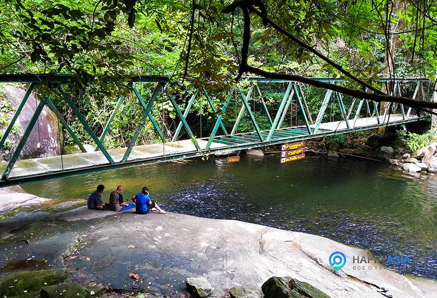 Кхао-Чамао-отдых