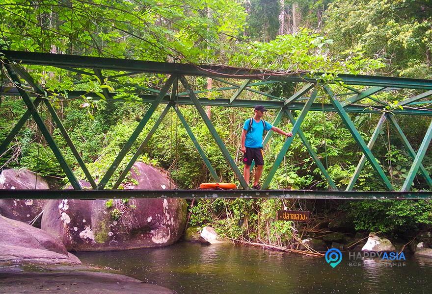 Мост-на-низких-уровнях