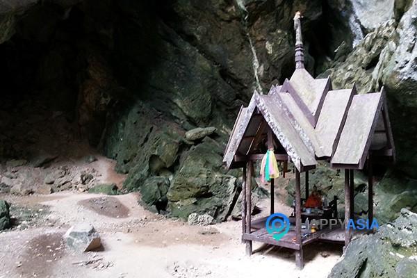 Пещеры Khao Chamao (Паттайя) ч.3