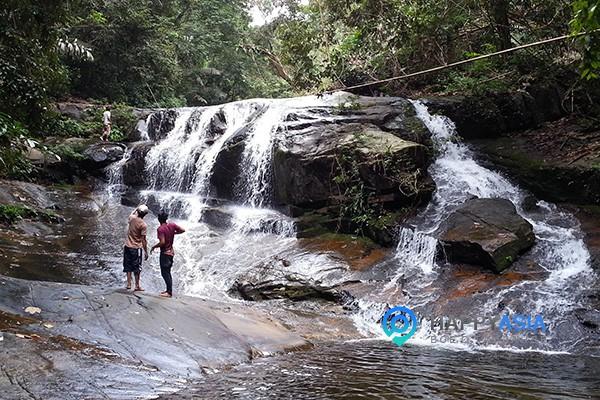 Водопад Khao Chamao (Паттайя) ч.2