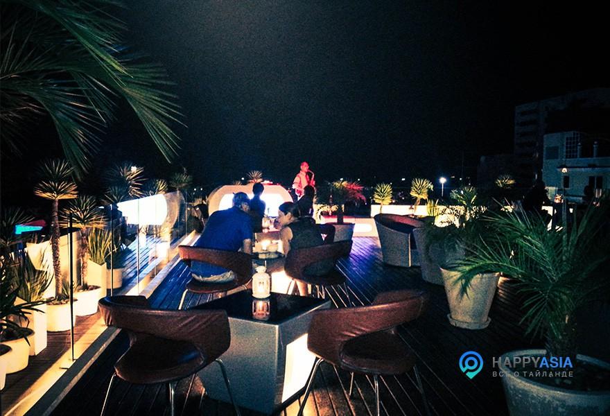 Ресторан с Джазом в Паттайе