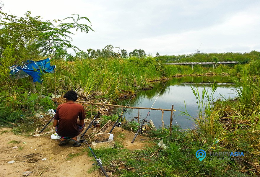 Рыбалка в Паттайе