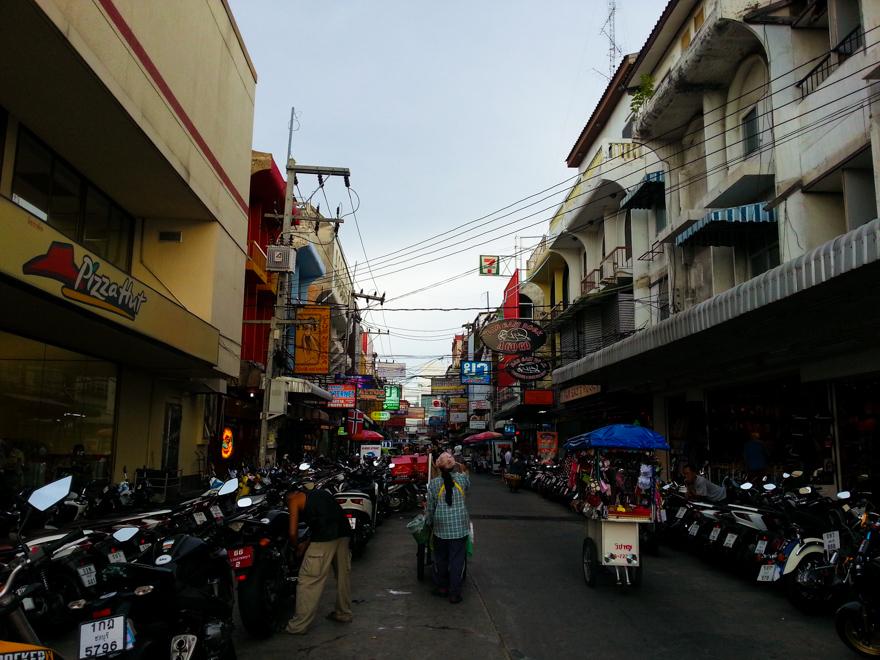 Центр Паттайи