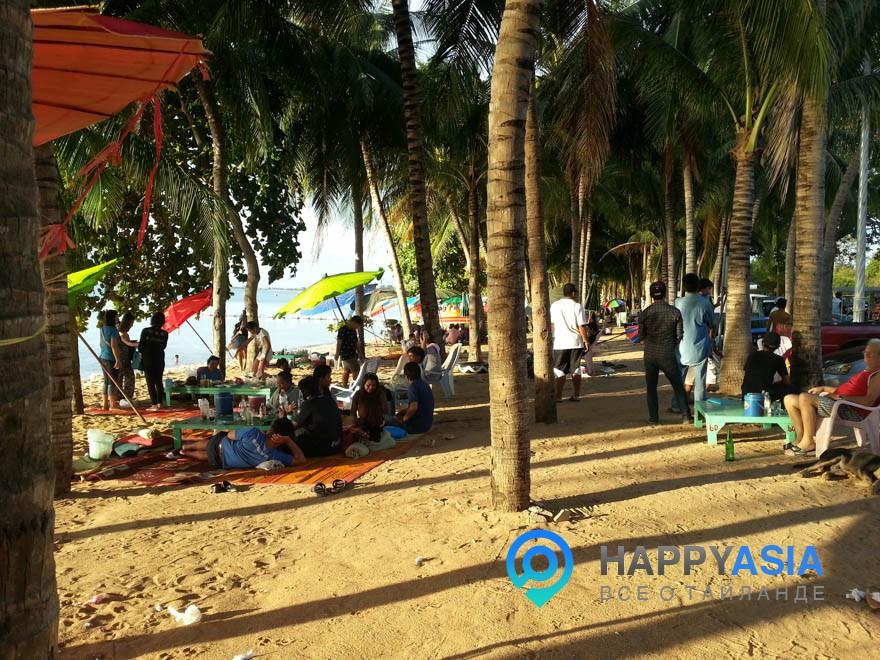 Пляж Паттайи