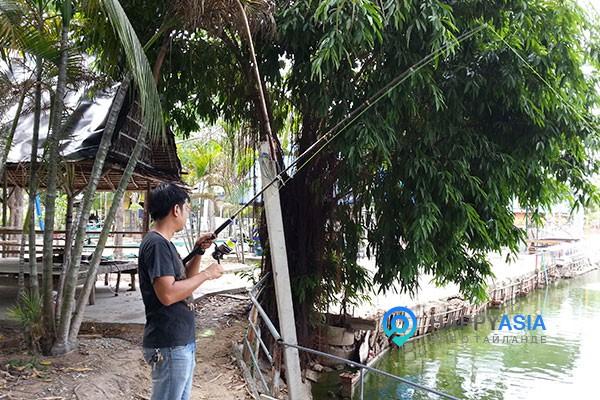 Рыбалка на севере Паттайи