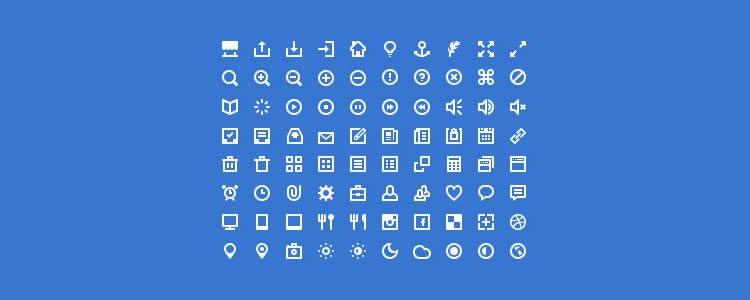 скачать иконочный шрифт бесплатно