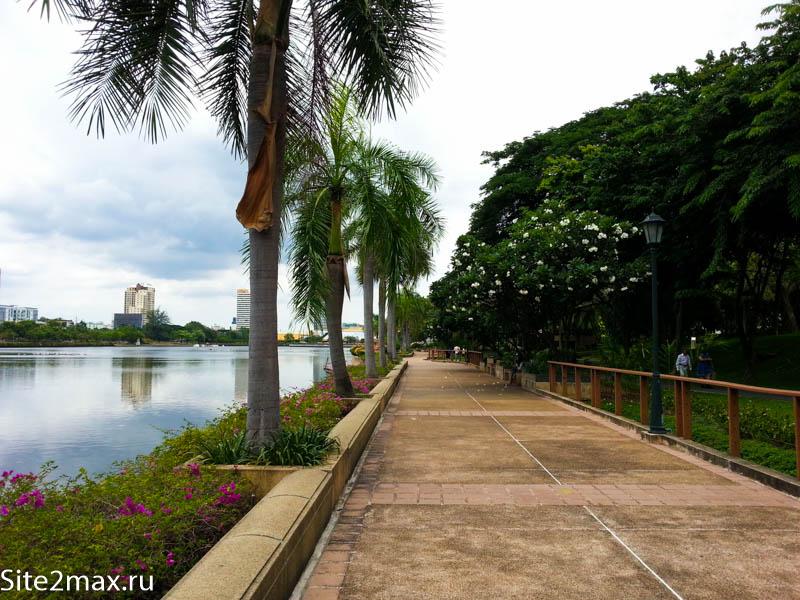Парк Бангкока