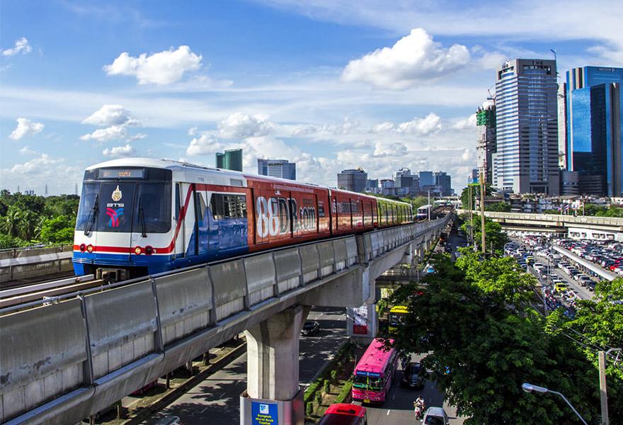 BTS Bangkok