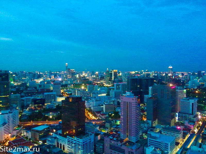 Небоскреб Бангкок