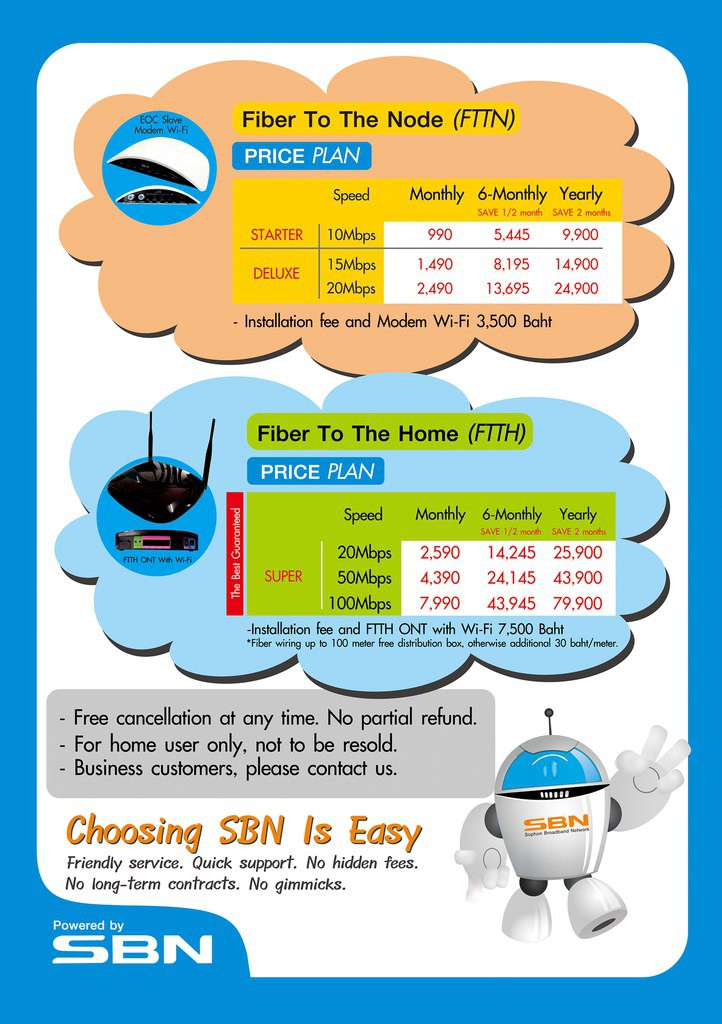 Интернет в Таиланде