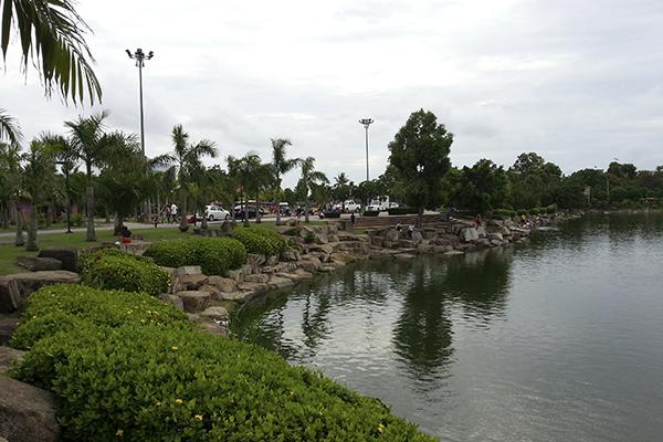 Все бесплатные парки Паттайи