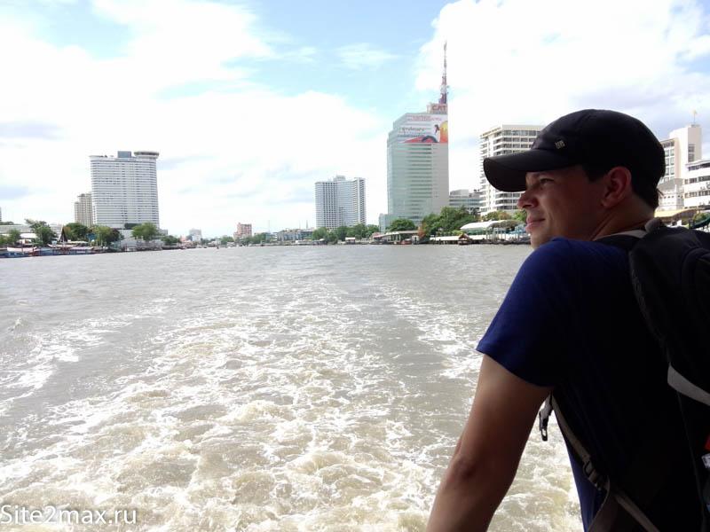 По каналам Бангкока