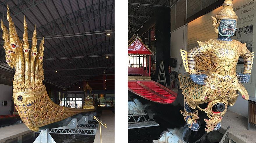 Музей барж в Бангкоке