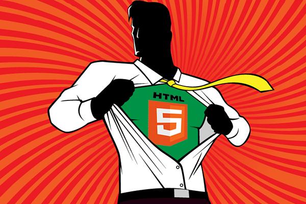 Сайт на html5 и сss3