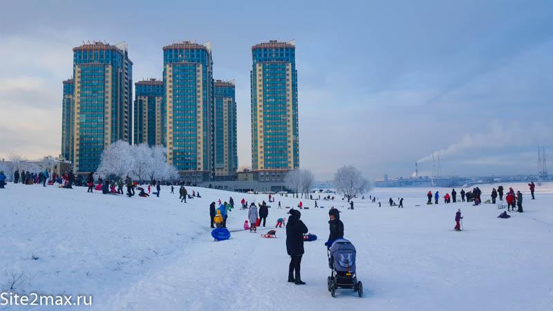 Где хорошая зима в России