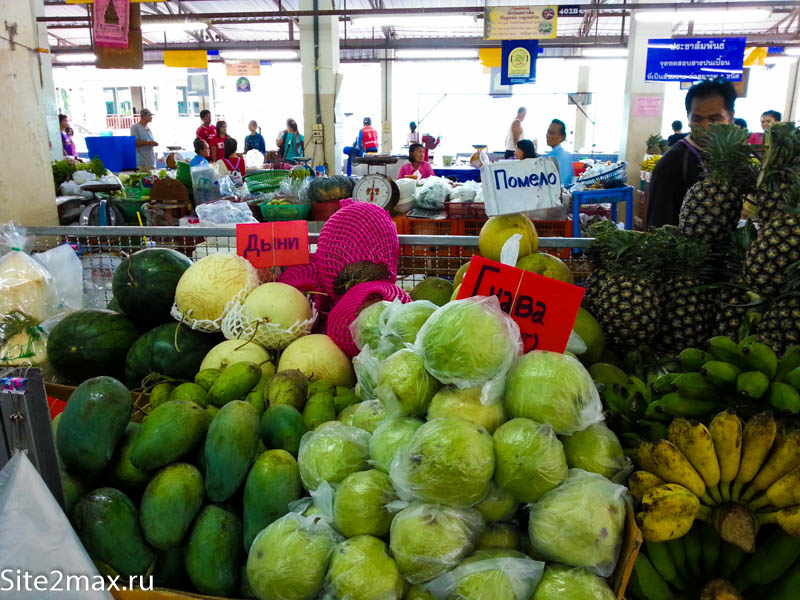 Все Рынки Паттайи