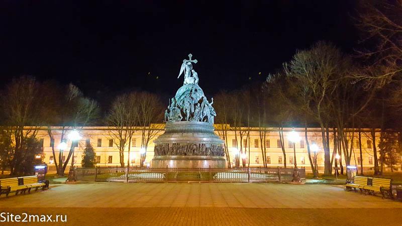 Что посмотреть в Великом Новгороде