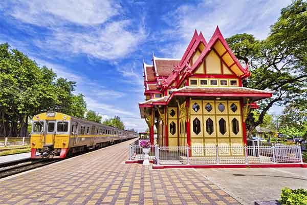 Как добраться до Хуа Хина из Бангокка и Паттайи: все способы