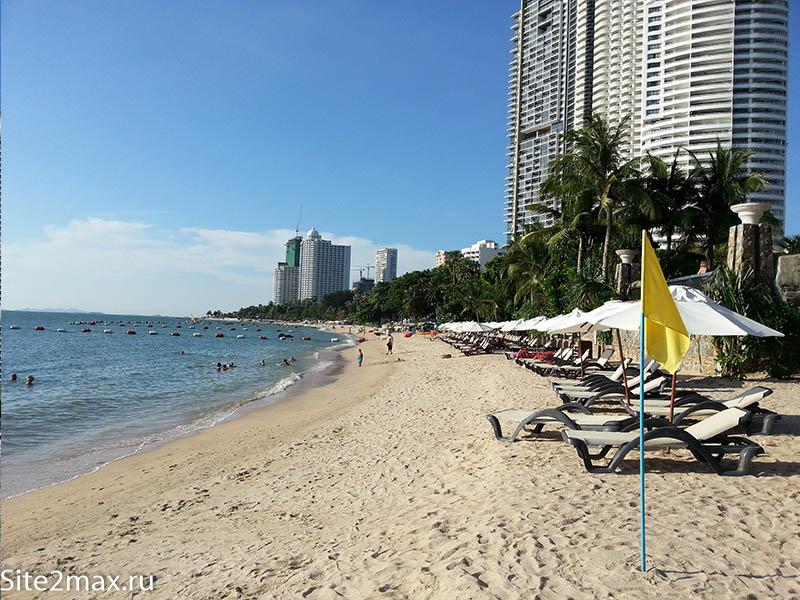 Лучший пляж Паттайи