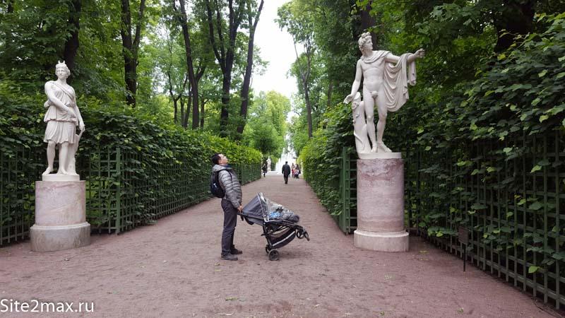 маршруты по питеру с маленьким ребенком