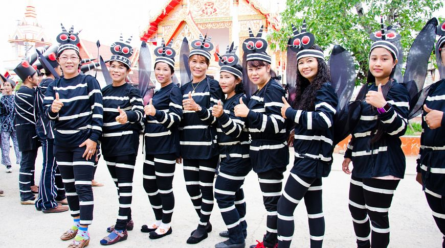 Лихорадка Денге в Таиланде