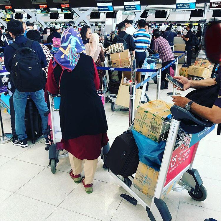 Аэропорт Бангкока Суварнабхуми (BBK)