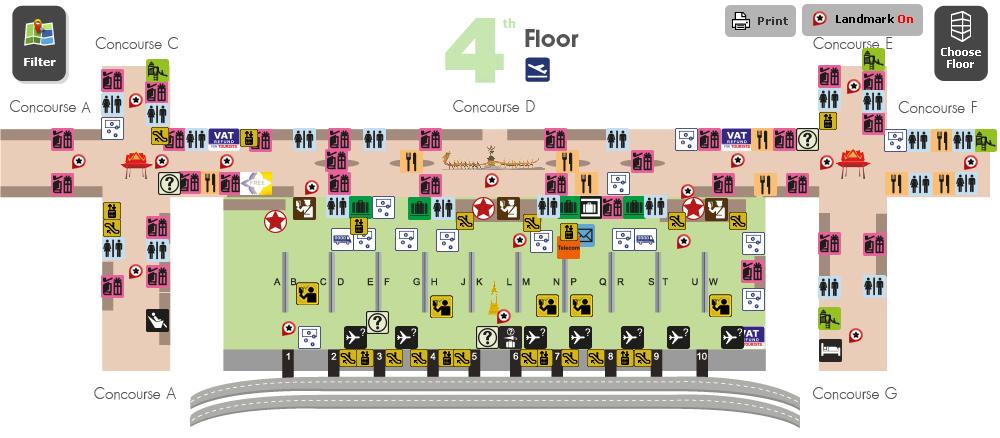 Схема 4 этажа