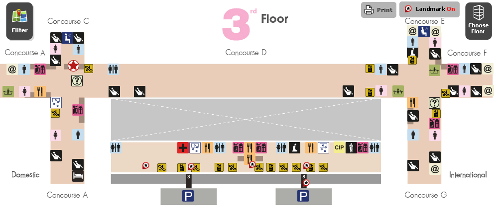 Схема 3 этажа